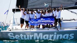 Bosphorus Cup'ta şampiyon Setur Marinas Cheese oldu