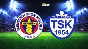 Menemenspor Tuzlaspor maçı ne zaman saat kaçta ve hangi kanalda