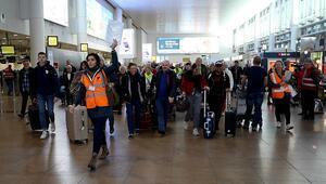 Brükselde toplu taşıma grevi