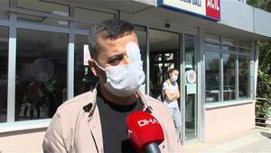 Saldırıya uğrayan sağlık çalışanı taburcu oldu. Arkadaşları: O yumruk hepimizin gözüne atıldı