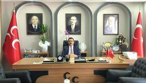 MHP İl Başkanı İpekten Ermenistana tepki