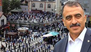 İSTAÇ Genel Müdürü Mustafa Canlı koronavirüsten hayatını kaybetmişti Son yolculuğuna uğurlandı