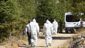 Maden faciasında ölen işçinin, koronavirüse yenik düşen babası son yolculuğuna uğurlandı