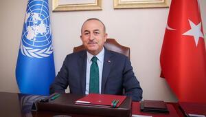 Bakan Çavuşoğlu: Dünya beşten büyüktür demeye devam edeceğiz