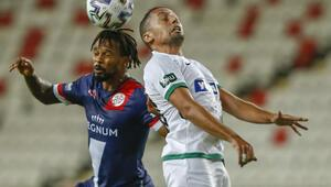 Antalyaspor 1-0 Denizlispor (Maç özeti ve golleri)