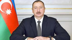 Azerbaycan Cumhurbaşkanı Aliyev, BM Genel Sekreteri Guterres ile görüştü