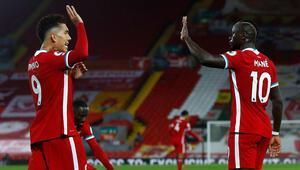 Liverpool 3-1 Arsenal (Maç özeti ve golleri)