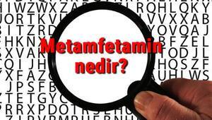 Metamfetamin nedir Metamfetamin zararları ve tehlikeleri
