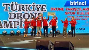 Dünya Drone Kupasında Türkiyeyi temsil edecek isimler belli oldu