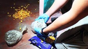 Bursa'da cips paketinde uyuşturucu sevkiyatı yapan 4 kişiye gözaltı