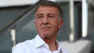 Trabzonspor Başkanı Ahmet Ağaoğlu: 300 milyon liraya yakın gelir kasamıza koyduk...