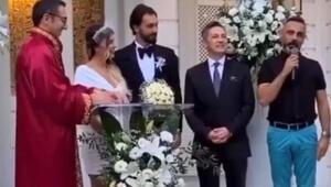 Emin misin Tuğçe Özbudak ile Melikhan Kılıçarslan evlendi