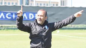 BB Erzurumsporda Rizespor hazırlıklarına devam ediyor