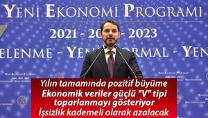 Son dakika... Bakan Albayrak Yeni Ekonomi Programını açıkladı