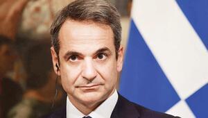 Yunanistan Başbakanı Miçotakisten Türkiye mesajı