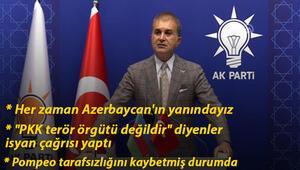 Son dakika: AK Parti Sözcüsü Ömer Çelikten önemli açıklamalar