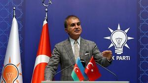 AK Parti Sözcüsü Ömer Çelikten önemli açıklamalar
