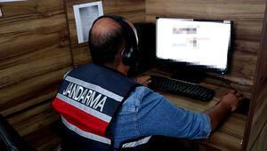 Diyarbakırda jandarmadan siber operasyon: 46 site erişime kapatıldı