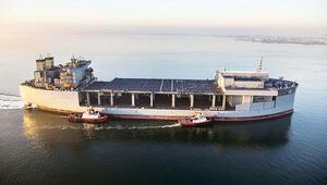 ABD'li Bakan Pompeo Yunan üssünden diyalog çağrısı yaptı ve açıkladı: Amerika'nın dev savaş gemisi Girit'te kalacak