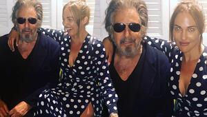Al Pacino'dan davet aldı Meryem Uzerli doğum sonrası Hollywood'a gidiyor