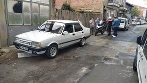Otomobil hırsızı, 50 kilometrelik kovalamacayla yakalandı