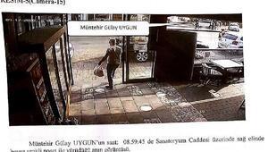Gülay Uygunun ölmeden önceki son görüntüsü ortaya çıktı