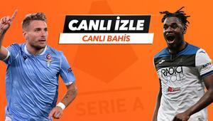 Lazionun konuğu Atalanta KESİNTİSİZ CANLI YAYIN Misli.comda olacak...