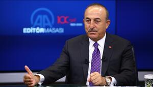 Son dakika haberler... Bakan Çavuşoğlu: Azerbaycanın isteği olursa gereğini yaparız