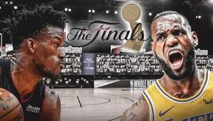 NBA Haberleri | Miami Heat 4üncü, LA Lakers 17nci şampiyonluk için