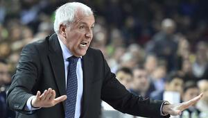 THY Avrupa Liginde bir ilk Obradovic 7 sezon sonra yok...