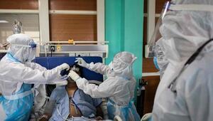 İranda koronavirüs alarmı: Hastanelerde boş yer kalmadı