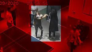 İstanbulda maske takmadılar diye kendilerini uyaran çocuğu darp ettiler