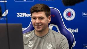 Son Dakika | Rangers Teknik Direktörü Steven Gerrarddan Galatasaray sözleri Falcao...