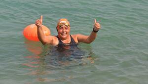 Manş Denizini geçen ilk Türk kadını: Açık deniz parkurlarında yüzün