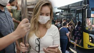 Son dakika haberler... Flaş koronavirüs genelgeleri... Toplu taşıma ve konaklama tesislerinde HES zorunluluğu