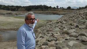 Simav'da su kaynakları alarm veriyor