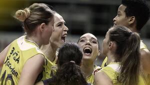 Misli.com Sultanlar Ligi | Fenerbahçe Opet 3-1 Çan Gençlik Kalespor