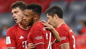 Son Dakika | Almanyada Süper Kupanın sahibi Bayern Münih Borussia Dortmund 82de yıkıldı /Maçın özeti ve golleri