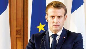 Atina ve Macron'dan küstah mesaj