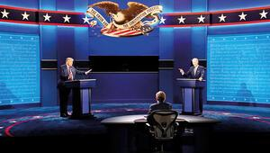 Dünya ABD'nin  iki başkan adayına şaştı kaldı En seviyesiz düello
