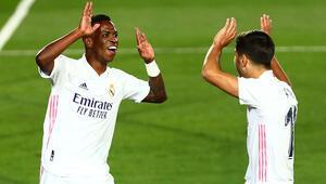 Real Madrid 1-0 Real Valladolid (Maçın özeti ve golleri)