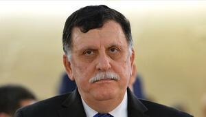 Libya Başbakanı Serractan kritik görüşme: Libyada barış çabalarını ele aldılar