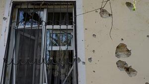 Son dakika: Ermenistan Terterde tren istasyonunu bombaladı, bir sivil hayatını kaybetti