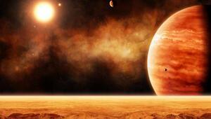 Marsta güney kutbu yakınlarında dört yeraltı gölü keşfedildi