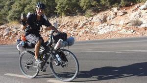Alman bisiklet ustasından Türkiye turu