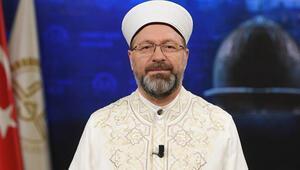 Son dakika haberler: Ali Erbaş Camiler ve Din Görevlileri Haftası açılışında konuştu
