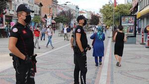 Edirne'de koronavirüs denetimi