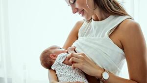 Anne sütü bebeğin ilk aşısıdır