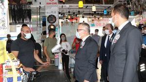 Niğde, Kırşehir ve Kırıkkalede Kovid-19 tedbirleri denetimi yapıldı