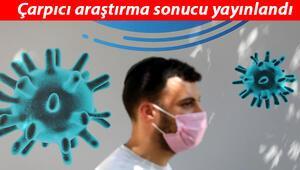 Son dakika haberi: Çarpıcı araştırma sonucu: Koronavirüsü yenen her 10 kişiden 9unda görülüyor